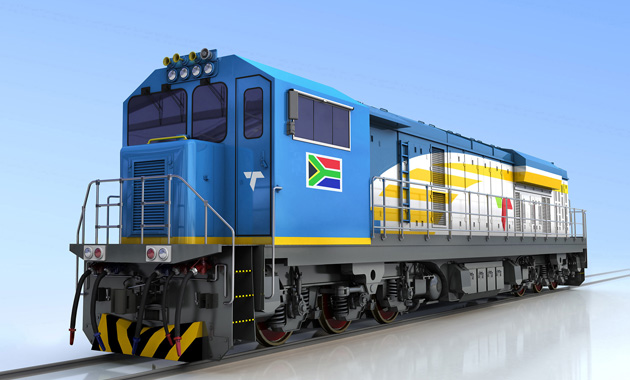 Chinese locomotive manufacturer CNR Dalian and its local South African Consortium orders 232 MTU Series 4000 engines from Rolls-Royce