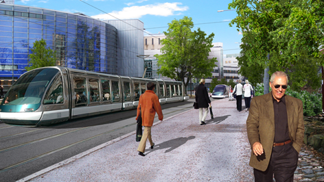 Ramboll to develop the initial plan for the Raide-Jokeri's €280 million light rail service project jointly with WSP