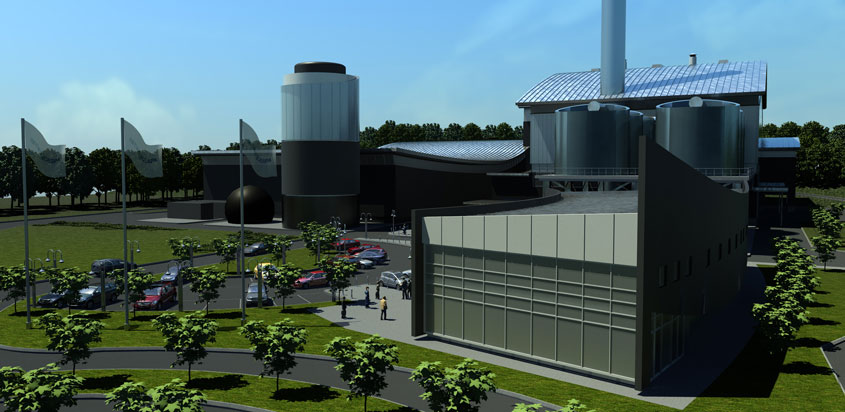 VINCI Environment UK won the AmeyCespa contract to build the energy-from-waste unit in Allerton, West Yorkshire