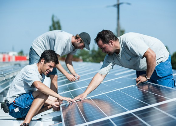 With the takeover of Helion Solar, Alpiq strengthens its market presence in the field of photovoltaics.