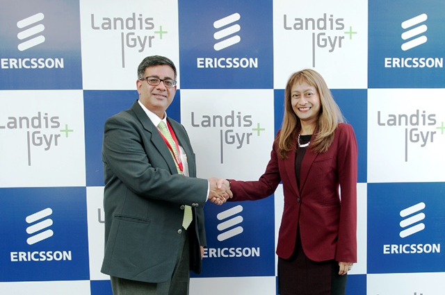 Ericsson, Landis+Gyr partner to address the Middle East's Smart Metering and Smart Grid transformation projects