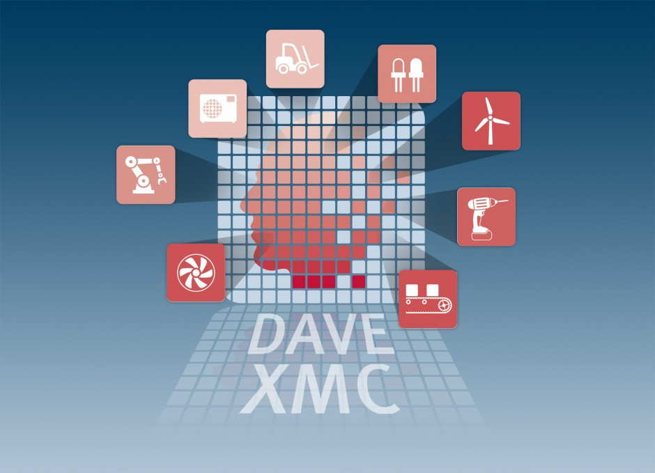DAVE_XMC The Eclipse-based integrated development environment DAVE™ enables convenient, fast and application-oriented software development for embedded systems based on Infineon's XMC microcontroller families.