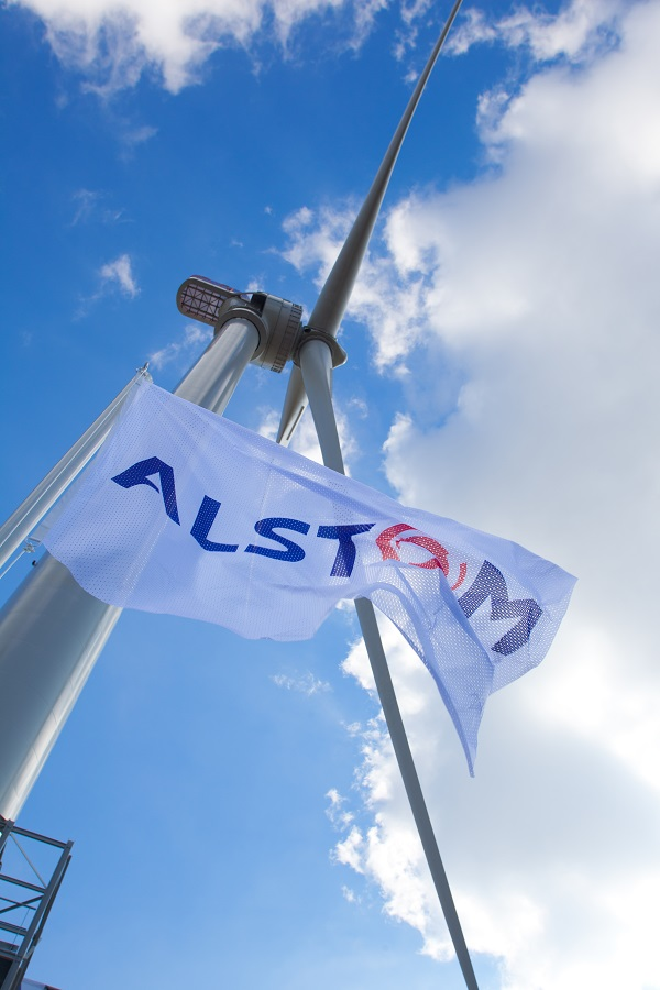 Alstom received final contractual authorization to proceed on engineering and manufacturing of the Deepwater's Block Island Wind Farm project