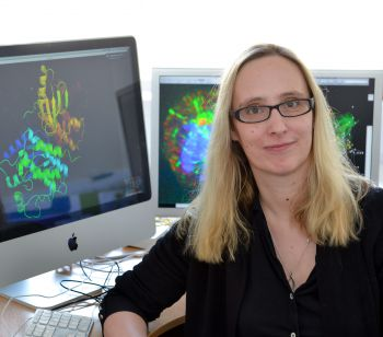 Dr Frances Pearl, Bioinformatics Academic Research Manager at the University of Sussex