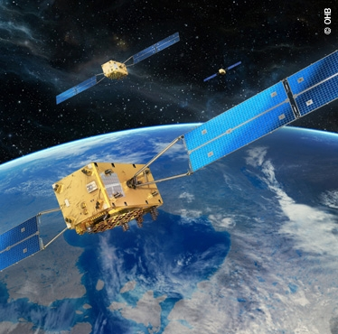 Finmeccanica group plays a fundamental role in the development of the Galileo programme with its companies Telespazio, Thales Alenia Space and Selex ES