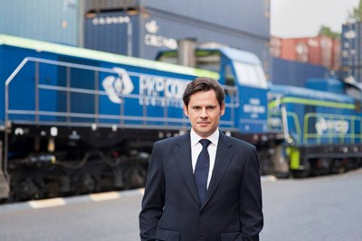 Growing interests of the investors in PKP CARGO due to the effective delivery of the international development strategy and implementation of cost optimization