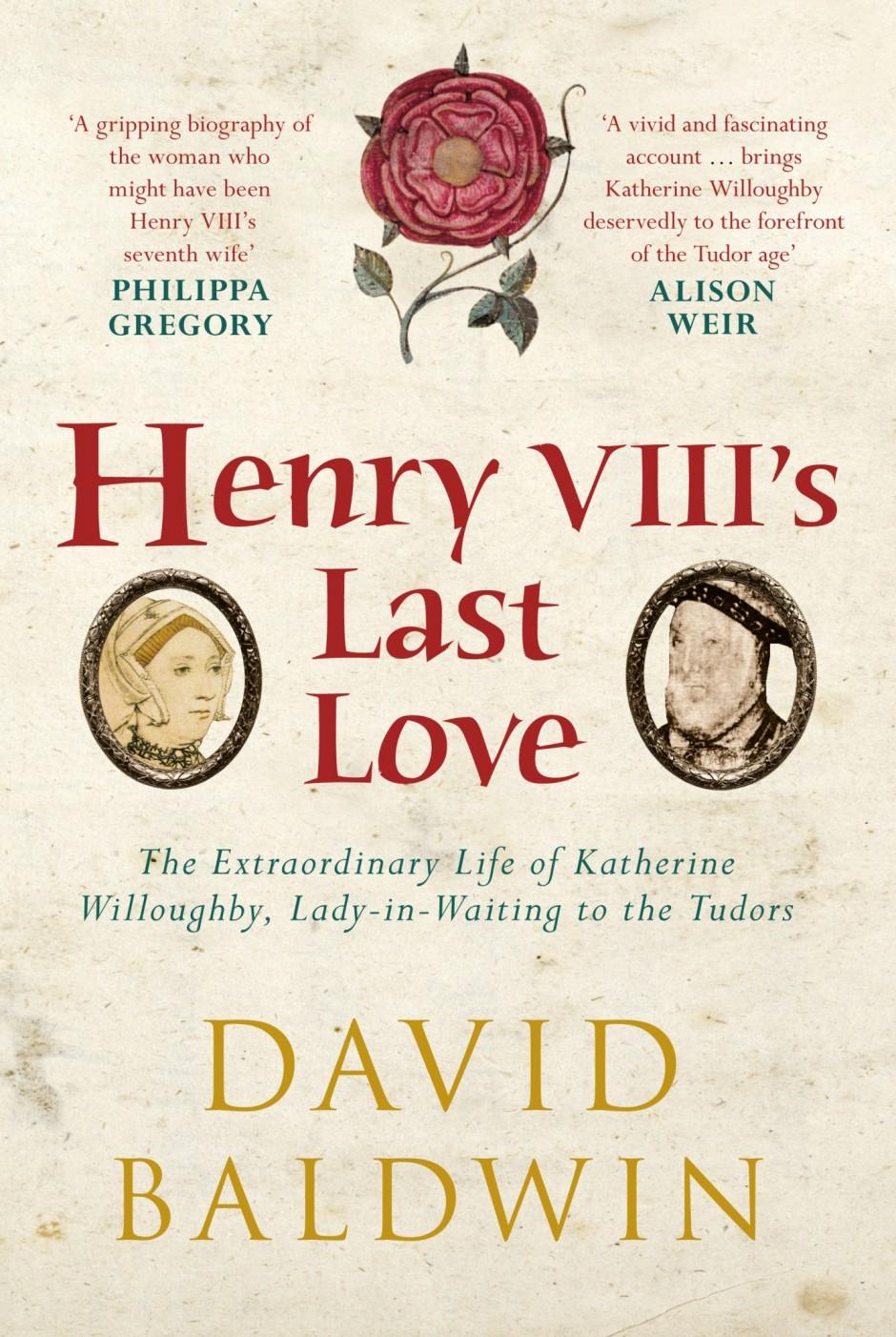 Henry VIII's last love large
