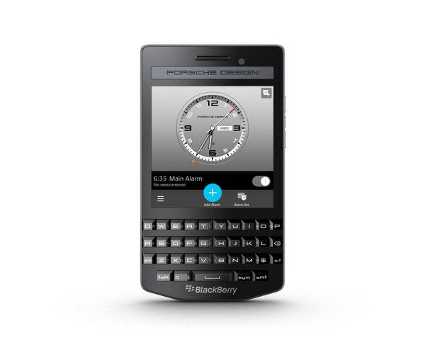 P'9983 Graphite Smartphone