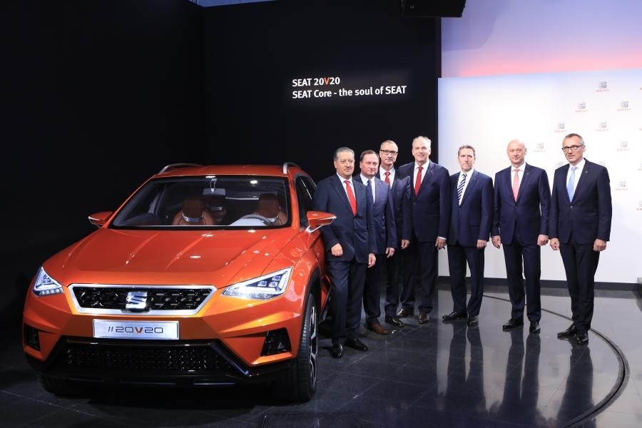 SEAT announces the biggest income figure in its history; 56% improvement over 2013