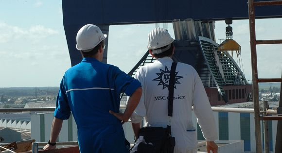STX France unveils new corporate movie at Miami Cruise Shipping exhibition dedicated to its successful story with MSC Cruises