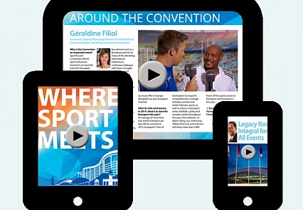 SportAccord Convention eMagazine The Preview reveals what's in store for the World Sport & Business Summit, 19-24 April 2015, Sochi, Russia