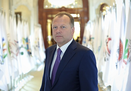 SportAccord president Marius Vizer remains unchallenged for the post in the upcoming elections