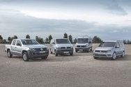 Volkswagen Commercial Vehicles delivered 445,000 urban delivery vans, Transporters and pick-ups in 2014; revenue and operating profit reach new records