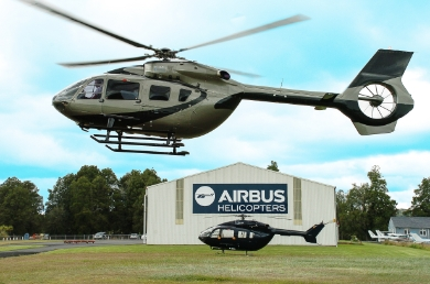 1st NZ's H145 (© Copyright Airbus Helicopters).