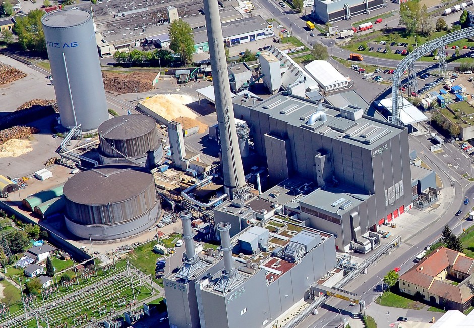Alstom commissioned by LINZ AG STROM of Austria to apply AmStar 888® corrosion protection to the steam generator of the Linz-Mitte waste-to-energy power plant