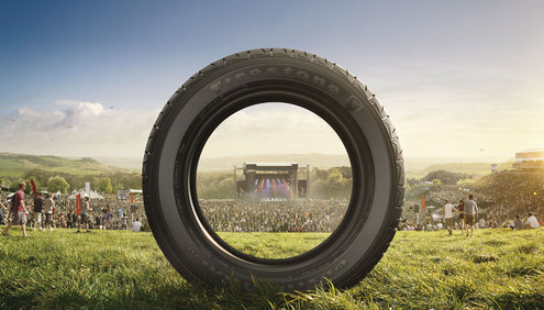 Firestone to turn up the heat even higher at some of Europe's hottest festivals this summer with the Firestone Music Tour