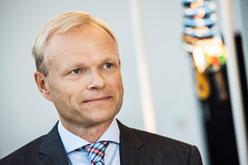 Fortum Corporation names Pekka Lundmark President and CEO