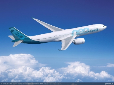 Airbus Selects Korean Air Aerospace to manufacture Sharklet wingtips for the A330neo Family (c) Airbus