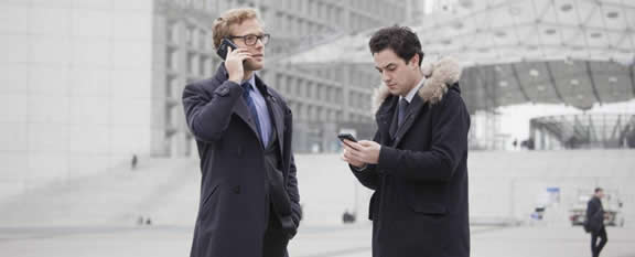 Thales launched new secure mobile voice and text offering for inter-governmental administrations at the ROOMn mobile and digital technologies event in Deauville