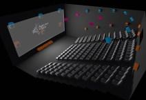Auro 11.1 3D sound technology for digital cinema
