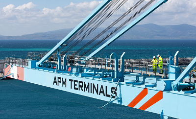 APM Terminals sells its stevedoring business in Charleston, South Carolina to SSA Cooper