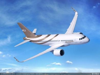 ACJ319neo (c) Airbus