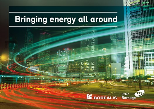 Borealis and Borouge experts to showcase innovations based on the Borlink™ technology at Jicable International Conference in Versailles, 21 - 25 June 2015