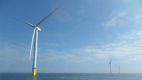 DONG Energy: Full power output achieved at the Westermost Rough offshore wind farm off the UK's east coast