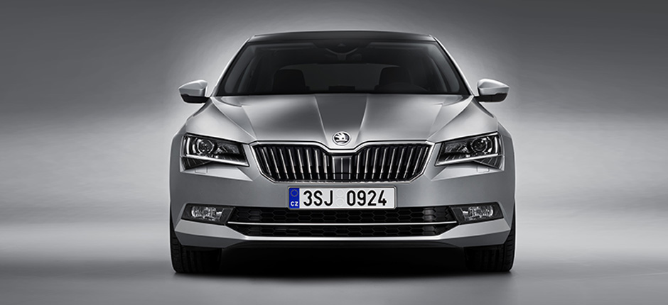 EurotaxGlass, CAP, DAT and IBS Automotive confirm the new ŠKODA Superb's excellent residual value