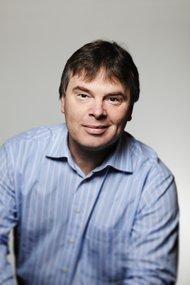 prof. Hans Kuipers, vakgroep Multiphase Reactors, ST TU/e Photo: Bart van Overbeeke