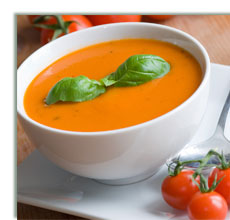 AVEBE launches ELIANE™ GEL 100 potato starch for creamy fat reduced soups, dressings and sauces