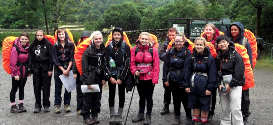 Amey and DofE partnership continues helping young people maximise their future job prospects in the UK
