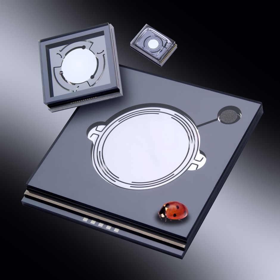 Fraunhofer to present MEMS mirrors at the LASER World of Photonics trade show, June 22 - 25, 2015 in Munich