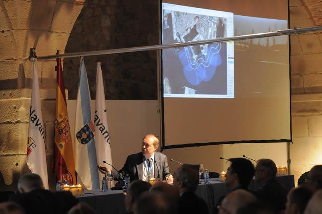 NAVANTIA presenta su nuevo Sistema de Vigilancia de Aguas Próximas en la Jornada de Seguridad Portuaria que ha tenido lugar el día 28 de mayo en el Arsenal de Ferrol