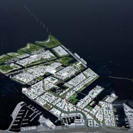 Scandinavia's most ambitious urban development project
