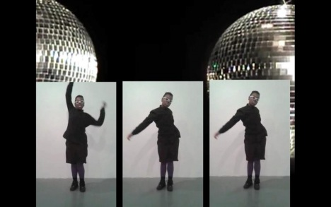 Disco Breakdown, 2014  video still
