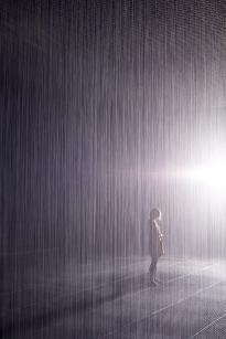Volkswagen Group China and YUZ Museum Shanghai present Rain Room by the British-German artist group Random International
