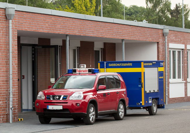 Wintershall Deutschland invests EUR 1.3 million in expanding the Gas and Fire Protection Centre at the Barnstorf facility, Germany