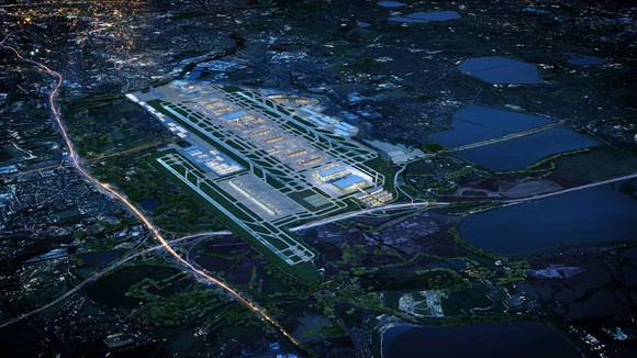 Business groups across Britain including FSB, IoD, BCC and CBI support Heathrow expansion