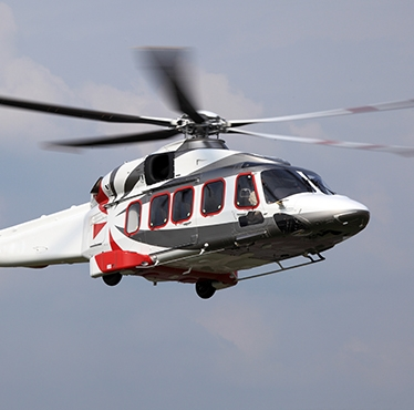 Finmeccanica-AgustaWestland signed contract for the sale of ten AW189 commercial helicopters to Rosneft's RN-Aircraft