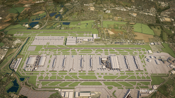 "Heathrow welcomes Airports Commission's clear recommendation that ""the best answer is to expand Heathrow's runway capacity"""