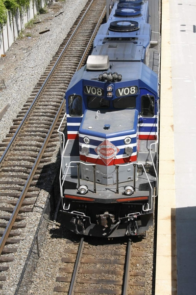 Keolis to operate the commuter rail services in northern Virginia for 5 more years