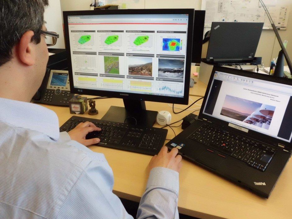 Leica CrossCheck latest version now comes with enhanced visualisation and reporting options