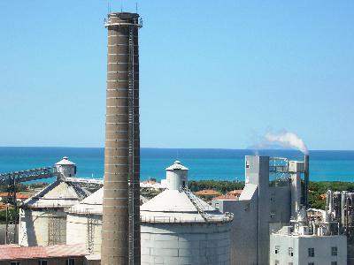 Solvay to end the production of So-dium Percarbonate in Rosignano, Italy