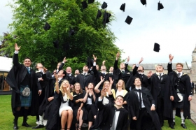 The University of Aberdeen ranked one of the top 10 universities in the UK for graduate employability by the Telegraph