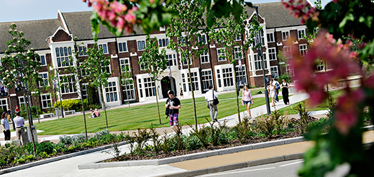 Autumn Wave 2014 Student Barometer ranked Loughborough first in the UK and globally for overall satisfaction