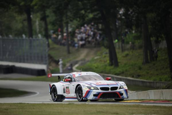 Tudor United Sportscar Championship 2015, Continental Tire Road Race Showcase, Road America, Elkhart Lake, WI (USA). Bill Auberlen (USA), Dirk Werner (DEU), No 25, BMW Team RLL, BMW Z4 GTE. This image is Copyright free for editorial use © BMW AG