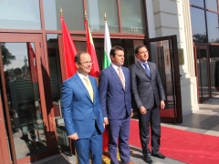 Bulgarian foreign minister Daniel Mitov: Bulgaria strictly supports the European and Euro-Atlantic integration of the Republic of Macedonia