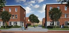 Den Haag:  TBI-onderneming ERA Contour realiseert in de wijk Morgenstond-West 30 'beterBASIShuizen'