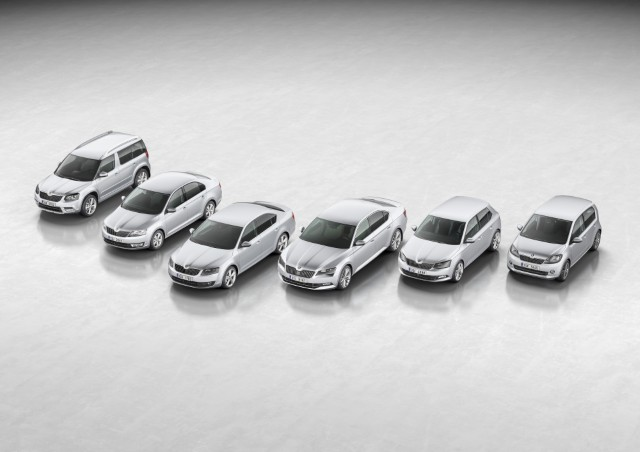 J.D. Power's 2015 Dependability Study: ŠKODA the most dependable car brand in Great Britain